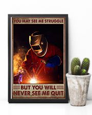 WELDER 11x17 Poster lifestyle-poster-8