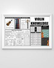 Violin 36x24 Poster poster-landscape-36x24-lifestyle-02