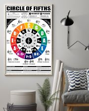 CIRCLE OF FIFTHS 11x17 Poster lifestyle-poster-1