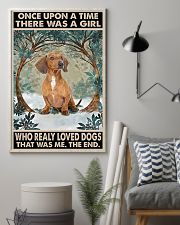 DACHSHUND 11x17 Poster lifestyle-poster-1