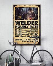 WELDER 11x17 Poster lifestyle-poster-7
