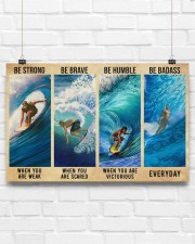 SURFING 17x11 Poster aos-poster-landscape-17x11-lifestyle-17
