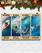 SURFING 17x11 Poster aos-poster-landscape-17x11-lifestyle-28
