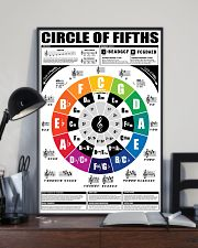 CIRCLE OF FIFTHS 11x17 Poster lifestyle-poster-2