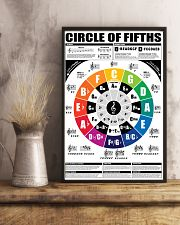 CIRCLE OF FIFTHS 11x17 Poster lifestyle-poster-3