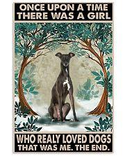 GREYHOUND 11x17 Poster front