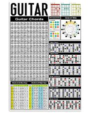 GUITAR 24x36 Poster front