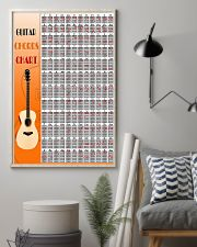 Guitar Chords Chart 11x17 Poster lifestyle-poster-1