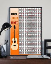Guitar Chords Chart 11x17 Poster lifestyle-poster-2