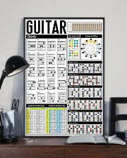 Guitar Chords 11x17 Poster lifestyle-poster-2