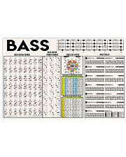 BASS 17x11 Poster front