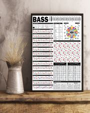 Bass 11x17 Poster lifestyle-poster-3