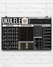 UKULELE 17x11 Poster aos-poster-landscape-17x11-lifestyle-17