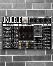 UKULELE 17x11 Poster poster-landscape-17x11-lifestyle-18