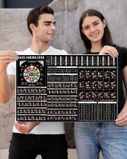 BASS GUITAR 24x16 Poster poster-landscape-24x16-lifestyle-21