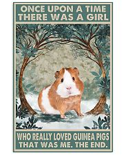 GUINEA PIG 11x17 Poster front