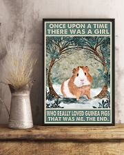 GUINEA PIG 11x17 Poster lifestyle-poster-3