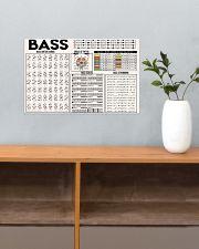 BASS 17x11 Poster poster-landscape-17x11-lifestyle-24
