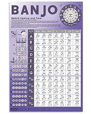 Banjo 11x17 Poster front