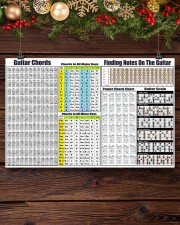 GUITAR CHORDS 17x11 Poster aos-poster-landscape-17x11-lifestyle-27