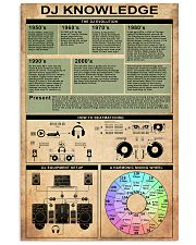 DJ 24x36 Poster front