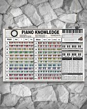 PIANO  17x11 Poster poster-landscape-17x11-lifestyle-13