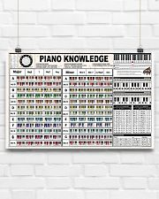 PIANO  17x11 Poster poster-landscape-17x11-lifestyle-17