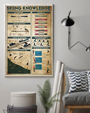 SKIING 24x36 Poster lifestyle-poster-1