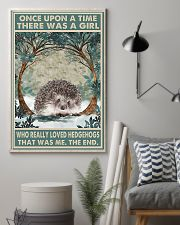 HEDGEHOG 11x17 Poster lifestyle-poster-1