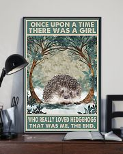 HEDGEHOG 11x17 Poster lifestyle-poster-2