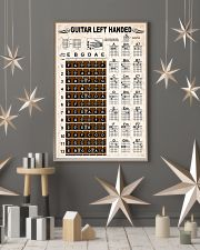 GUITAR LEFT HANDED 11x17 Poster lifestyle-holiday-poster-1