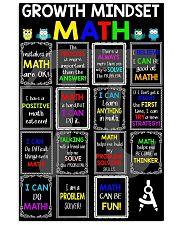 Math 11x17 Poster front