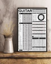 GUITAR 11x17 Poster lifestyle-poster-3