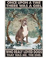 PIT BULL 11x17 Poster front