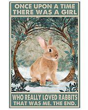 RABBIT 11x17 Poster front