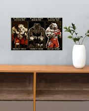 BOXING 17x11 Poster poster-landscape-17x11-lifestyle-24