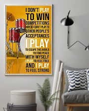 Drummer 24x36 Poster lifestyle-poster-1