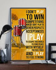 Drummer 24x36 Poster lifestyle-poster-2