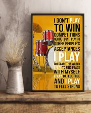 Drummer 24x36 Poster lifestyle-poster-3