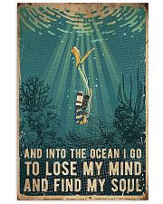 THE OCEAN 24x36 Poster front