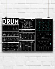 DRUM 17x11 Poster aos-poster-landscape-17x11-lifestyle-17