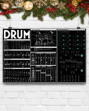 DRUM 17x11 Poster aos-poster-landscape-17x11-lifestyle-28