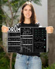 DRUM 17x11 Poster poster-landscape-17x11-lifestyle-19