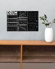 DRUM 17x11 Poster poster-landscape-17x11-lifestyle-24