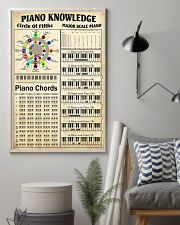 Piano knowledge 11x17 Poster lifestyle-poster-1