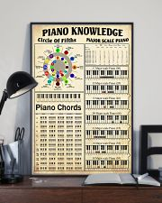Piano knowledge 11x17 Poster lifestyle-poster-2