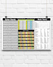 GUITAR CHORDS 17x11 Poster aos-poster-landscape-17x11-lifestyle-17