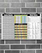 GUITAR CHORDS 17x11 Poster poster-landscape-17x11-lifestyle-18