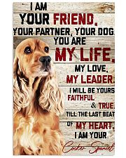 DOG 11x17 Poster front