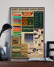 AUDIO ENGINEER 11x17 Poster lifestyle-poster-2